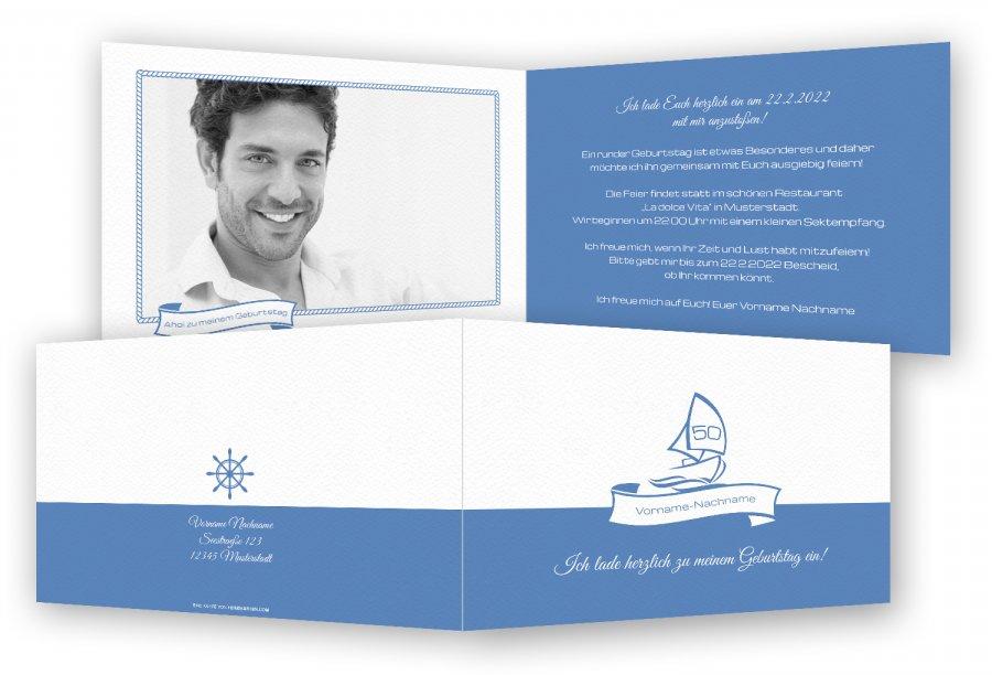 Startseite » Geburtstag » Einladungskarten zum 50. Geburtstag