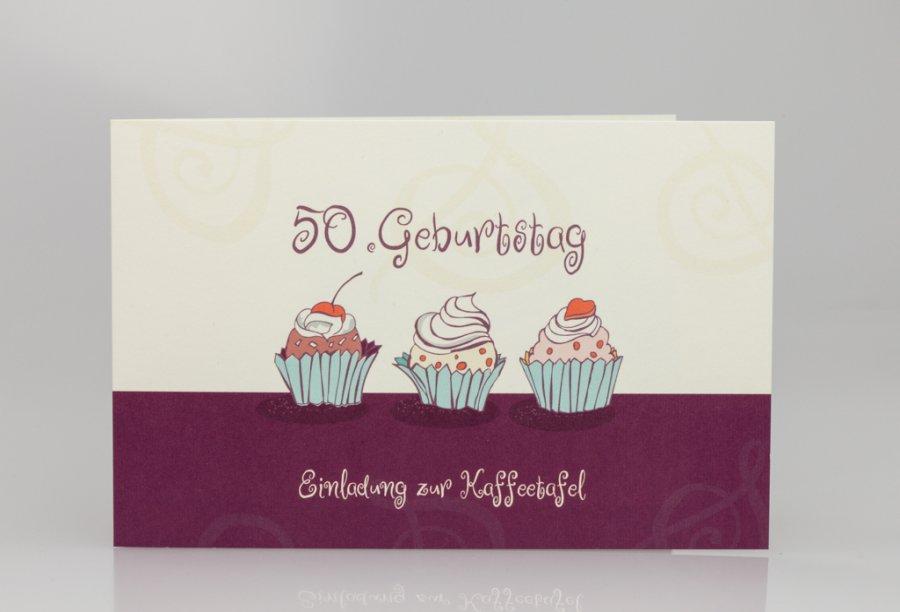 50 Geburtstag Einladung Feinekarten Com