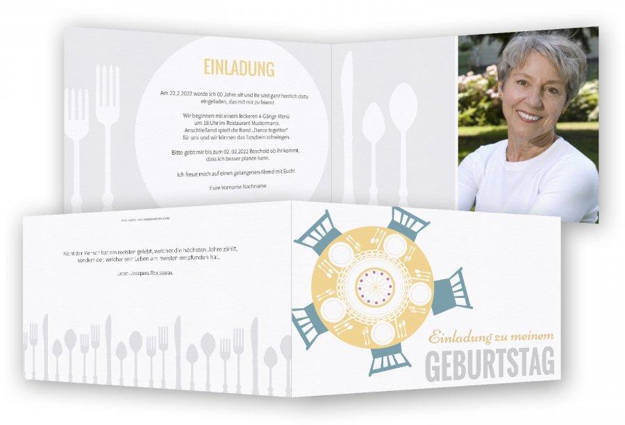 Geburtstagseinladungen Vorlagen gestalten   Feinekarten.com