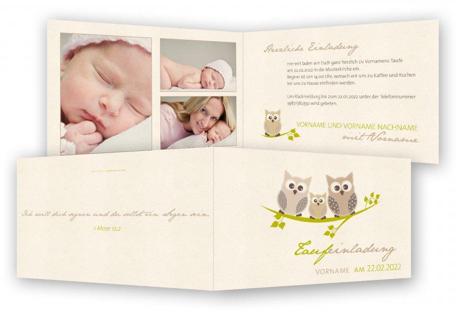 lovely taufe einladungskarten/taufe einladungskarte #1: Einladungskarte zur Taufe