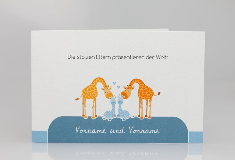 Karten Geburt | Feinekarten.com
