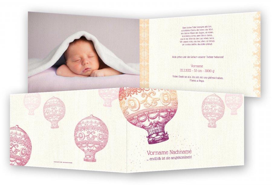 Danksagungen Geburt Feinekarten Com