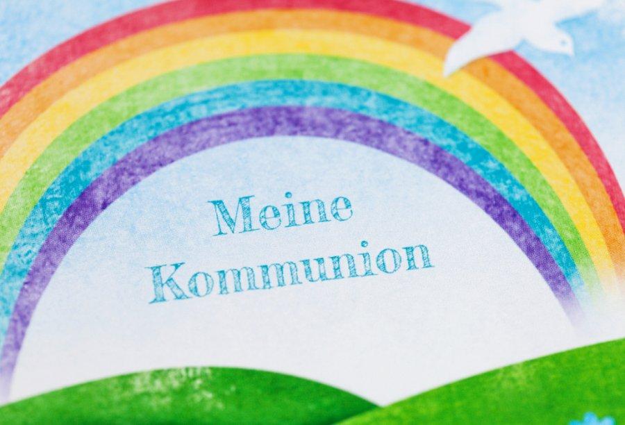 Einladungen Kommunion | Feinekarten.com