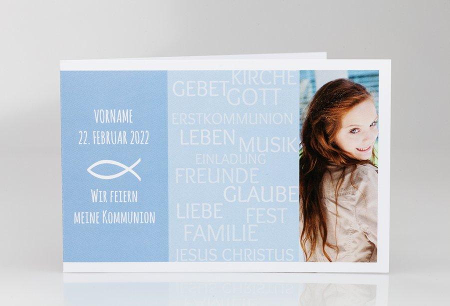 einladungskarten erstkommunion – pixelwarfare, Einladungen