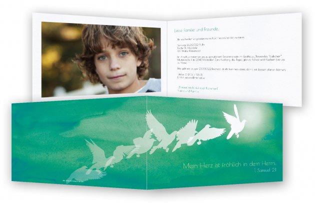 einladungskarten konfirmation | feinekarten