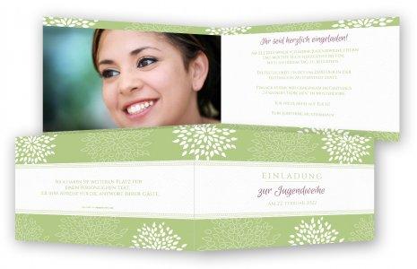 Einladungskarten zur Jugendweihe - Jugendweihe Einladung