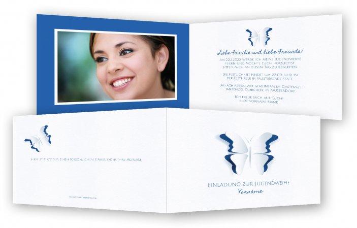 einladungen jugendweihe | feinekarten, Kreative einladungen