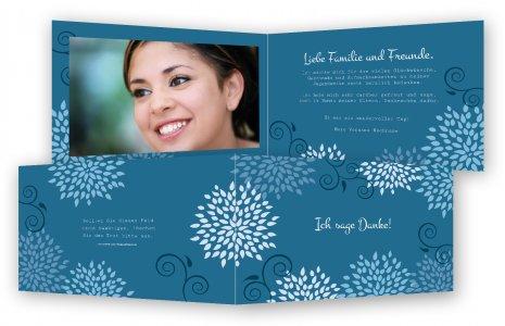danksagungskarten jugendweihe | feinekarten, Einladung