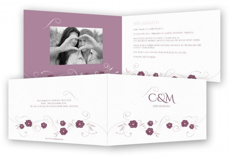 Hochzeitseinladungen | Feinekarten.com