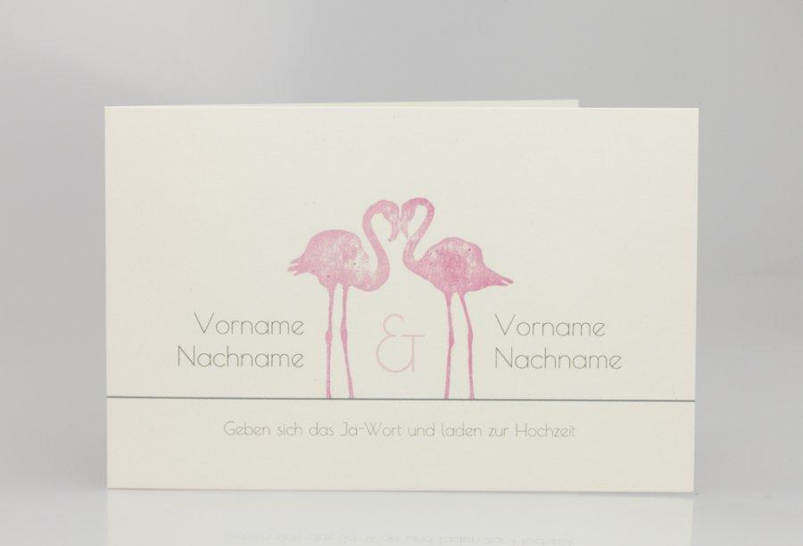 Einladungskarten Für Hochzeit Bild