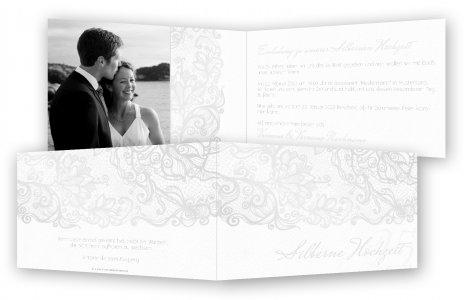 Einladungen Silberne Hochzeit Vorlagen