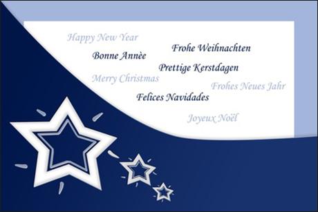 Weihnachtsgrüße In Verschiedenen Sprachen.Weihnachtliche Bräuche In Deutschland Und Anderen Ländern